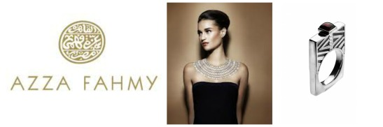 azza fahmy collage